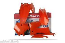 Kit plastiques Coque POLISPORT KTM EXC 200 300 450 525 EXC 05-07 couleur Origine