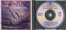 GLASS TIGER Diamond Sun 1988 UK CD TOP! 1pr. CANADA AOR ROCK Dalbello CHIEFTAINS