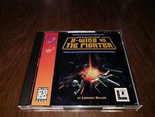 Star Wars: X-Wing vs. TIE Fighter (PC, 1997)