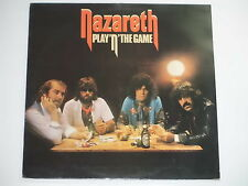 NAZARETH -Play 'N' The Game- LP