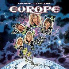 The Final Countdown [Bonus Tracks] [Remaster] by Europe (CD, Aug-2001, Sony Mus…