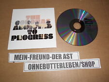 CD Indie The Coronas - Addicted To Progress (1 Song) Promo 3U / LIX REC
