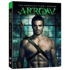 Arrow: Season One (DVD, 2013, 5-Disc Set)