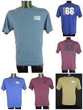 Markenlose Bequeme Sitzende Unifarben Herren-T-Shirts