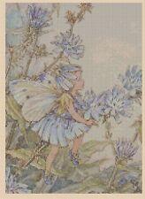 "Cross Stitch Fairy ""Chicory"" - COMPLETE KIT #8-407/16 (Large Print)"