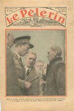 Grisou Catastrophe de la Bouverie Hainaut Mine Roi Léopold de Belgique 1936