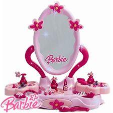 Barbie Beauty Centre Ragazze Specchio Accessori per Capelli Cosmetici Nuovo
