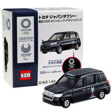 TOMICA Tokyo 2020 Olympics and Paralympics Toyota JPN Taxi 1/62 TOMY 27