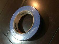 "NEW Duck Masking Tape, 15/16"" x 180' Blue"