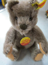"STEIFF ORIGINAL 9"" TEDDY BEAR  - Purchased in Germany 1980's"