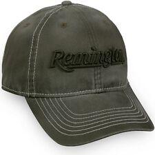 Remington Low Profile Unstructured Cotton Enzyme Washed Cap