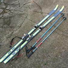 VTG K2 Skis 233 USA Salomon S444 Bindings Foamcore Glasswrapped