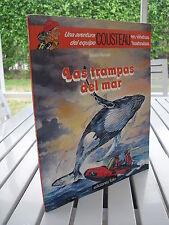 LAS TRAMPAS DEL MAR BY SARAFINI-PACCALET 1996 ISBN 9788441302167