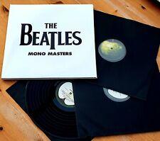 THE BEATLES Mono Masters 2014 x3 Vinyl LP MONO 180g Comp Trifold Sleeve APPLE NM
