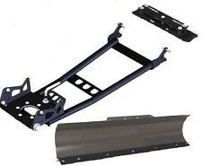 48 IN SNOW PLOW BLADE PUSH TUBE MOUNT KIT 88-00 HONDA TRX TRX300 4X4 FOUR TRAX