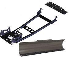 "48"" ATV SNOW PLOW BLADE MOUNT KIT FOR ARCTIC CAT 250 300 400 454 2WD 4WD 98-01"