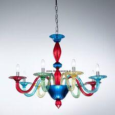 lampadario murano multicolor in vendita - Illuminazione da interno ...
