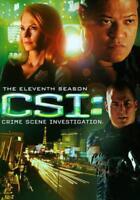 CSI: CRIME SCENE INVESTIGATION - THE ELEVENTH SEASON USED - VERY GOOD DVD
