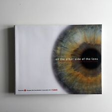 Rare DAZED & Canon 'on the other side of the lens' 2003 Photograph Art Book