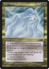 Stormbind Ice Age PLD Red Green Rare MAGIC THE GATHERING MTG CARD ABUGames