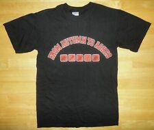2004 From Autumn To Ashes Black Band Shirt - Adult Small S *New*