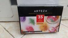 ARTEZA Mica Powder, 10g Bottles - Set of 35 |New |Sealed|FastShip!UKSeller!Sale!