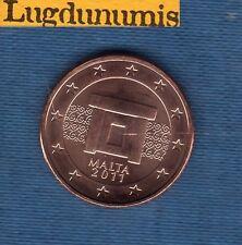 Malte 2011 - 5 centimes d'Euro - Pièce neuve de rouleau - Malta