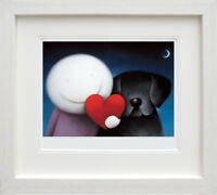 We Share Love by Doug Hyde, Framed Limited Edition