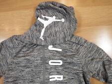 Boys Nike Air Jordan Therma Fit Jacket Size Medium 10-12