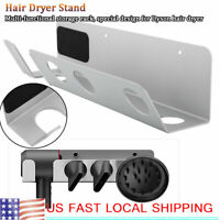 Magnetic Wall-Mounted Bracket Storage Rack Stand Rack for Dyson Hair Dryer US
