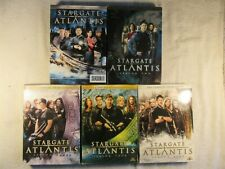 Stargate atlantis complete series dvd seasons 1-5  pre-owned great condition