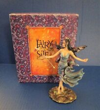 The Fairy Site NiteWing By Renee Biertempfel Hand Painted Mythical Magic Fantasy
