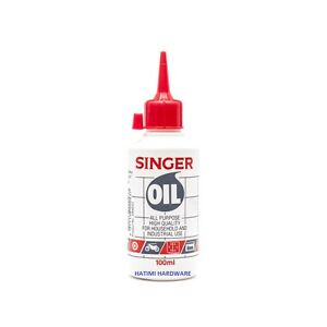 Singer Sewing Machine Oil 100ml Domestic Industrial Lubricant Machine HingesLock