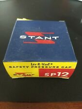 SP12 Stant Lev-R-Vent 12-15# Radiator Cap NOS