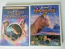 Dinosaur & The Indian in the Cupboard 2-Disc DVD Set