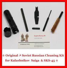 Original Russian Cleaning Kit for Kalashnikov Saiga and Simonov SKS-45