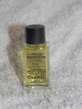 Chanel POUR MONSIEUR Invigorating After Shave Mini Bottle 1/4 oz/7.5mL New