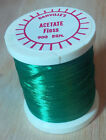 Danville's, Acetate Floss, 900 Denier, 10 yard spools, various colors