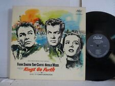 """VG++ """"KINGS GO FORTH"""" ELMER BERNSTEIN 1958 CAPITOL LP      $5 COMBINED SHIP   R"""