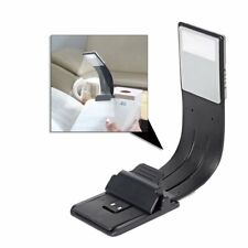 Flexible Portable Clip-on Reading Light with Optional Led Case Over for Kindle
