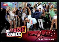 Dance Idustry Die Grosse Chance Autogrammkarte Original Signiert ## BC 11200