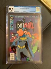 Batman Adventures 12 CGC 9.4. First Harley Quinn!