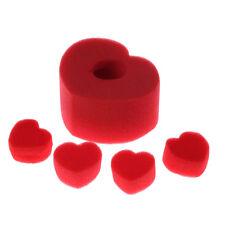 Magic Tricks Sponge Heart Love Balls Toys Gifts Magic Accessories Trick Tool