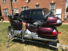 Motorcycle Carrier/Hitch rack, Goldwing hauler, 900 lbs capacity,Adjust receiver