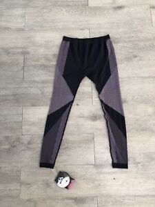 CRANE Ski Compression Thermal Underwear Women's Size L Skiing Snowboarding Snow