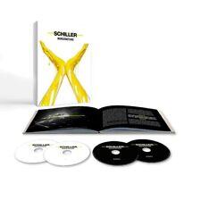 Schiller - Morgenstund (Limited Super Deluxe Edition) 2CD + 2BLU-RAY NEU