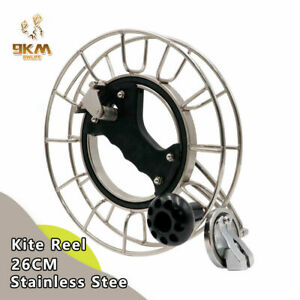26CM Kite Reel Stainless Steel Silent Ball Bearing Outdoor High-Quality Winder