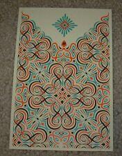 ERNESTO YERENA Silkscreen Print SUN IS SHINING Handbill poster shepard fairey