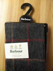 Barbour Scarf 100% Lambswool.