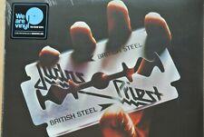 JUDAS PRIEST British Steel LP 180g Vinyl incl download code